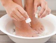 Aux petits soins pour vos pieds, même en hiver