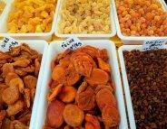 Menus santé : du tonus dans l'assiette avec les fruits secs
