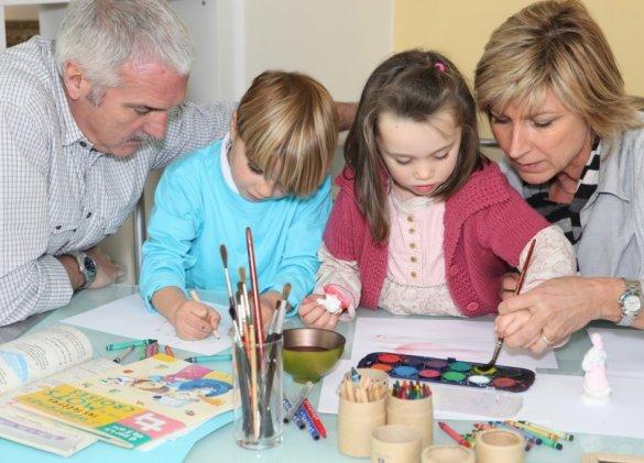 Grands-parents : comment trouver la bonne place ?