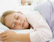 Troubles du sommeil : la mémoire des enfants affectée