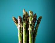 Menus santé : l'asperge, la finesse et le goût
