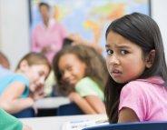 Harcèlement à l'école : comment réagir ?