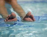 De la piscine, ne ramenez pas de verrues
