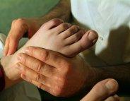 La santé des pieds ne se traite pas par-dessus la jambe
