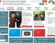Personnes âgées : un portail d'information officiel