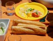 Menus santé : sur la route des vacances, mangez équilibré