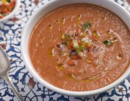 L'été, des soupes mais froides !