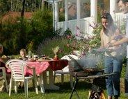 Un barbecue oui, mais loin des enfants !