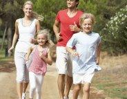 Pour les enfants, une course à travers le monde !