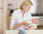 Reflux gastro-oesophagien : pour Bébé, pas de médicament