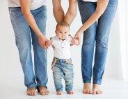 Premiers pas de Bébé : la bonne marche à suivre