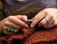 Le tricot, des points pour votre santé