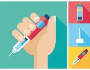 Stylo-injecteur : l'hormone de croissance simple comme un jeu d'enfants