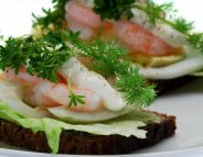 Menus-santé : fraîcheur scandinave