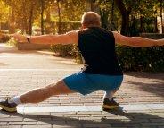 Contre la sarcopénie, des protéines et du sport !