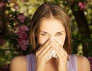 Allergies au pollen : 30% des adultes concernés