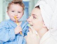 Santé bucco-dentaire : 2 brossages quotidiens pour 70% des Français