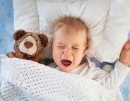 Problèmes d'endormissement : quand les nuits de l'enfant virent au cauchemar