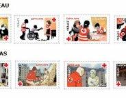 Donnez à la Croix Rouge en… achetant des timbres !