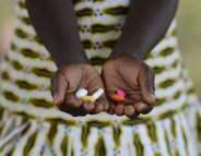 VIH/SIDA : chez les enfants, le recul en Afrique subsaharienne
