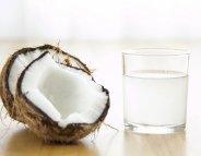 L'eau de coco : la boisson de l'été ?