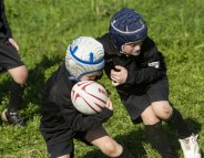 Sports : protégez les dents des enfants !