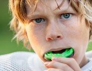 Sport : que faire en cas de traumatisme dentaire ?