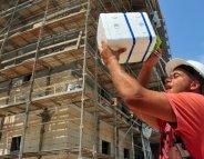 Fortes chaleurs : les travailleurs sous protection