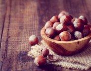 Menus santé : la noisette, pas que pour les écureuils !