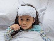 Fièvre chez l'enfant : spectaculaire, mais pas forcément grave