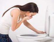 Grossesse: nausées matinales, moins de fausses couches