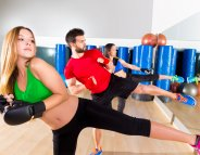 Fit punch : associez fitness et boxe
