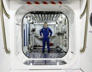 La recherche médicale en orbite
