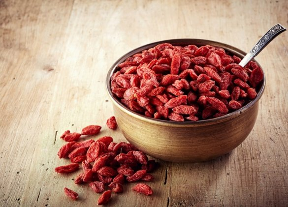 Goji berries – really a superfood?