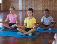 Trois exercices de détente pour les enfants