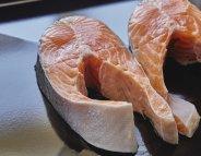Tout n'est pas rose dans le saumon