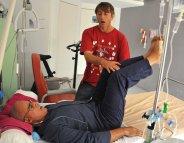 Sport : rester actif, à l'hôpital !