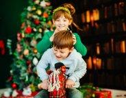 Noël pour les enfants, c'est aussi le temps des retrouvailles