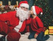 Faut-il les laisser croire au Père Noël ?