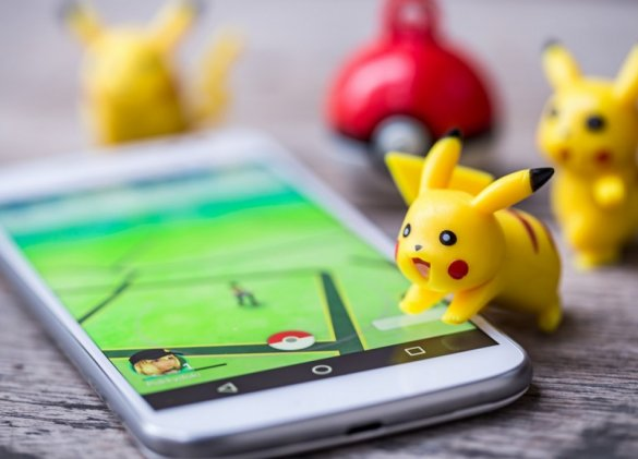 Pokemon Go can get you walking (a little bit) more
