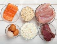 Alimentation : où trouver des protéines ?