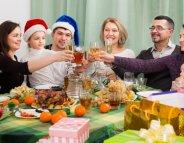 Fêtes de Noël : n'invitez pas les allergies à votre table