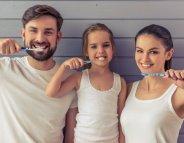 Hygiène bucco-dentaire : gardez le sourire toute l'année