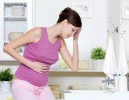 Nausées et vomissements pendant la grossesse : quand s'inquiéter ?