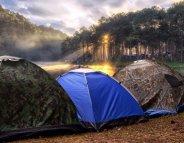 Pour retrouver le sommeil, vive le camping !