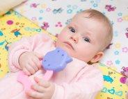 Comment débarrasser bébé de ses croûtes de lait ?