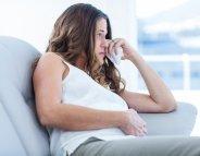 Dépression pendant la grossesse : oser en parler