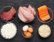 Fromages, œufs, jambons : des protéines contre l'ostéoporose