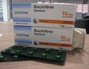 Baclofène : efficace à haute dose