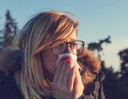 Fin de l'épidémie de grippe 2016-2017
